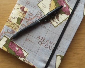 Atlas Notebook covers