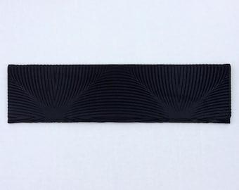 Black Clutch/ Long Envelope Clutch/