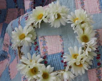 daisy crown