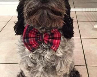 Handmade dog bow ties