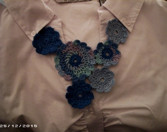 Crotchet Lace Necklace