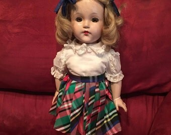 Little Lady Ann Shirley late 30's Comp Doll
