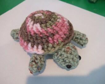 Crochet Turtle