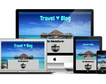 Wordpress Blog Theme, Responsive Wordpress Template, Responsive Wordpress Theme, Minimal Wordpress Theme, Wordpress Theme Wordpress Template