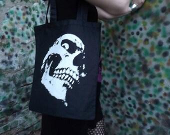 In love with skull Bag