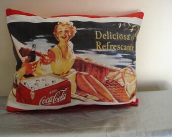 Vintage coca-cola pad