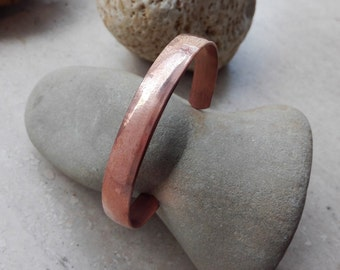 "Adjustable copper bracelet ""Saturn"""