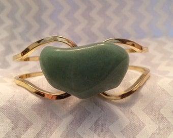 NEW! Soft Green Amazonite Bracelet