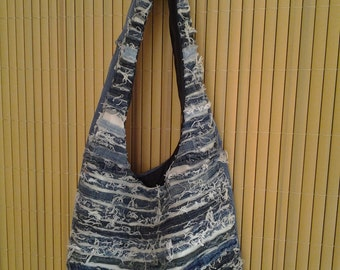 Denim Tote Bag DB0020