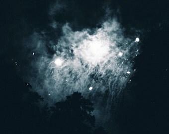 Photo print: Fireworks/Nebula