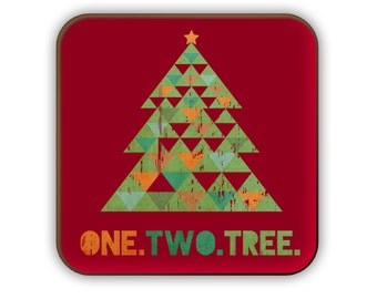 One Two Tree coaster