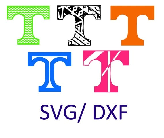 tennessee volunteers SVG and DXF Cut File for by ...