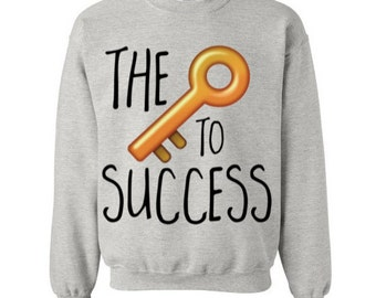 The Key to Success Pullover