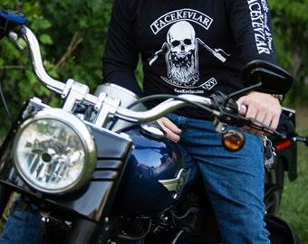 FaceKevlar Apparel: The Long Sleeved Shirt
