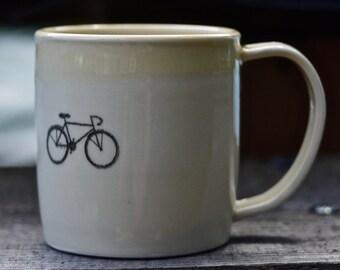 Road bike mug