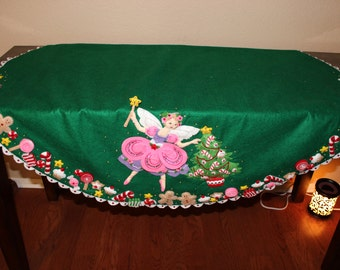 2.- Christmas Tree Skirt