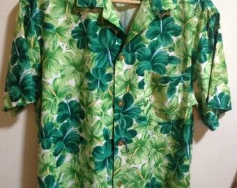 Royal Hawaiian Vintage Aloha Shirt