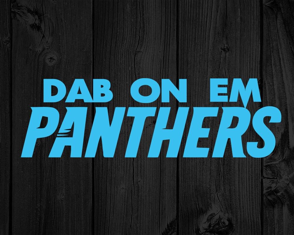 dab on em panthers - photo #9
