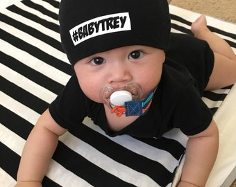 Infant/Toddler CUSTOM Beanies - Hashies Hats - Create Your Own