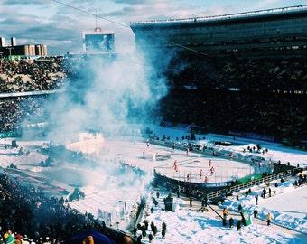 2016 NHL Stadium Series Digital Print 1