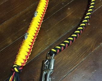 Biker Get Back Whip - 550 Cord
