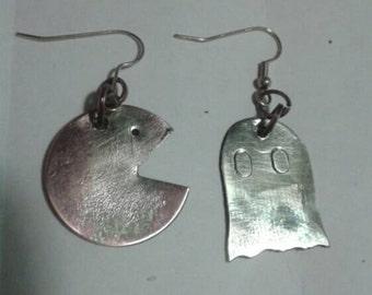 PAC man earring