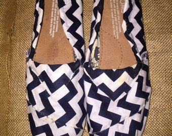 Custom TOMs: Chevron life