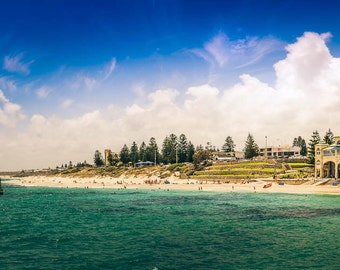 Cottesloe Beach - WA - Print