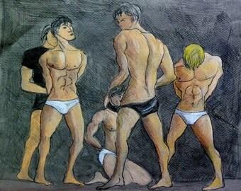 slaves boys