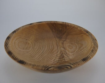 Small Ash bowl with scorch decoration