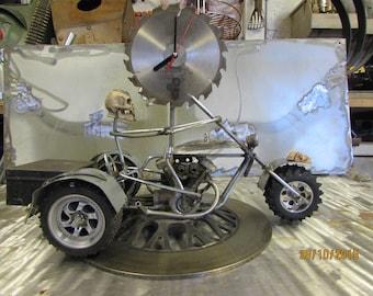 Trike clock