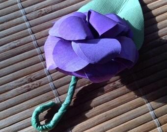 Custom Handmade Wedding Boutonniere