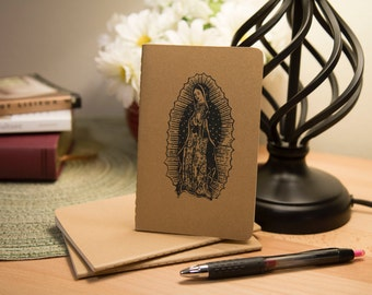Mini Moleskine Journal, Our Lady Of Guadalupe