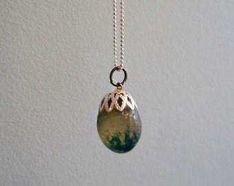 Unique Stone Necklace