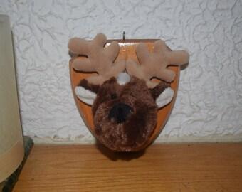 Vincent the mini deer Stuffidermy! (faux taxidermy)