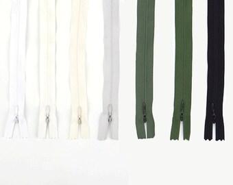 60cm Invisible Zipper (2 in a pack) : Dailylike Canada