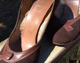 Gorgeous- brown StylePride high heel
