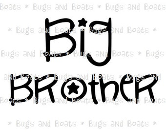 Big Brother SVG and DXF files