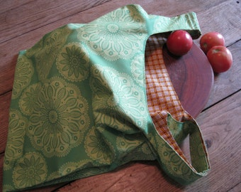 Green Market Bag FREE SHIPPING