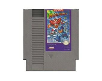 Megaman 5 Nintendo NES Single Video Game Cartridge - REPRODUCTION