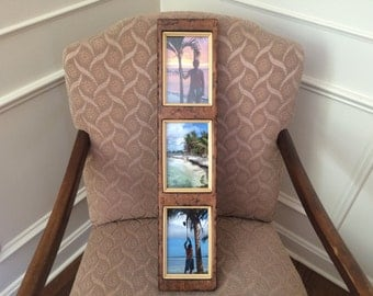 Picture frames, reclaimed wood