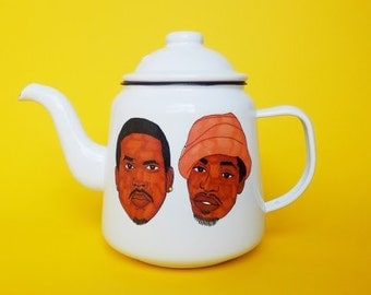Outkast Teapot