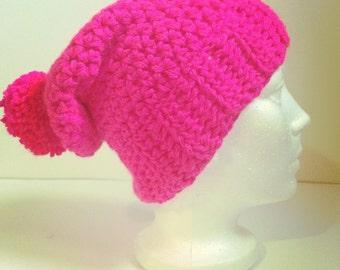 Snowball - pink Neon
