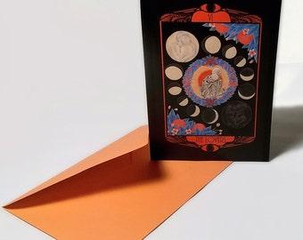 Tarot Note-cards