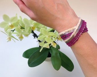 Wrap Bracelet, Hand made Bracelet, Gifts for her by Hanieh Fashion - Free Shipping!