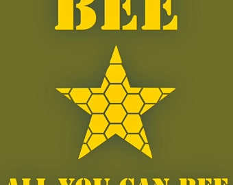 Bee All you can Bee, Bee Progressive T-Shirt