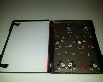 Travel Coloring Case (Mickey & Minnie)