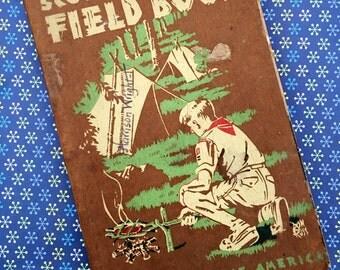 1944 Boy Scouts Field Guide