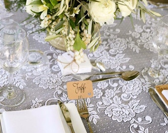 Wedding Place Cards or Name Tags