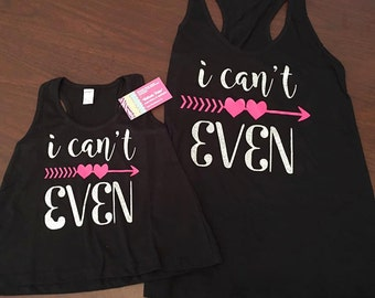 mommy and daughter tanks